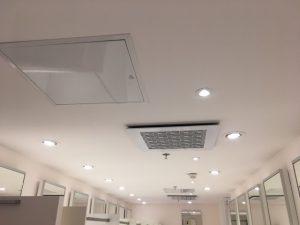 climatisation intégrée
